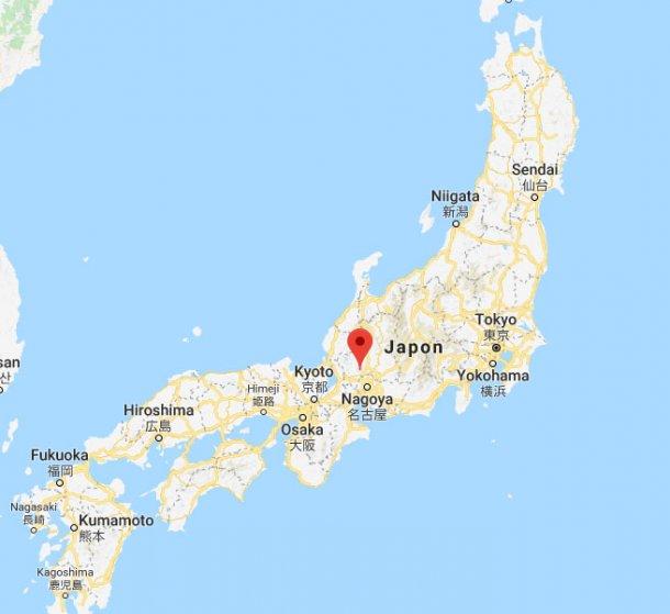 КЧС Япония