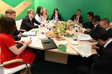 Россия развивает сотрудничество в сфере АПК с Вьет